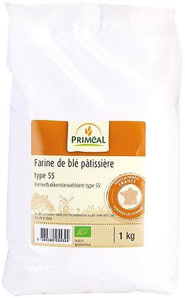 farine de blé France T55, 1 kg