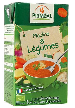 mouliné de 8 légumes, 1 l