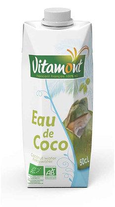 EAU DE COCO 50 cl