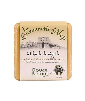 SAVONNETTE D'ALEP NIGELLE, 100 gr