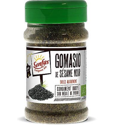 GOMASIO de sésame noir 130 gr