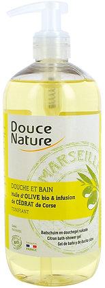 DOUCHE & BAIN cédrat de Corse, 500 ml