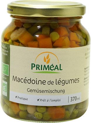 macédoine de légumes, 370 gr