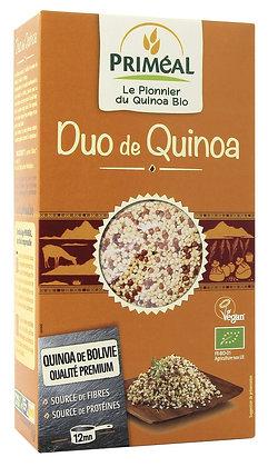 DUO DE QUINOA blanc & rouge