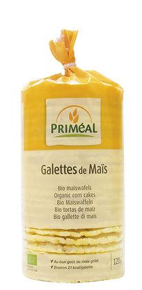 galettes de maïs, 120 gr