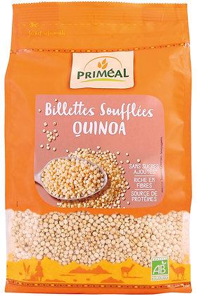 billettes soufflées quinoa, 100 gr