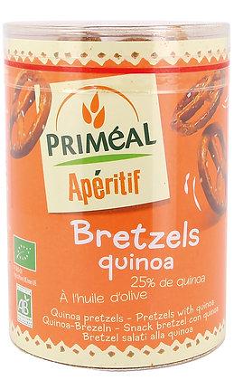 bretzels au quinoa, 200 gr