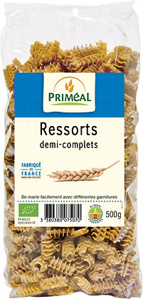 ressorts demi-complets, 500 gr