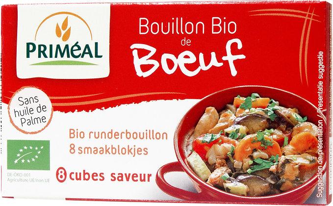 bouillon de bœuf (en cube), 80 gr