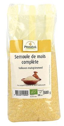 semoule de maïs complète, 500 gr