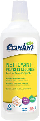 NETTOYANT FRUITS &  LÉGUMES, 75 cl