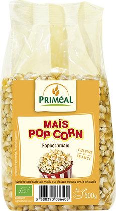 maïs pop corn France, 500 gr