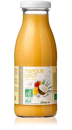 SMOOTHIE MANGUE - COCO 25 cL