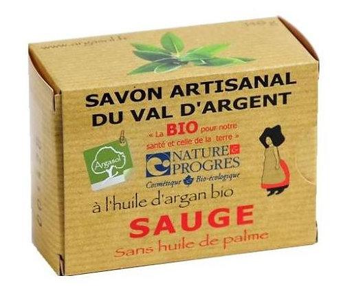 SAVON A LA SAUGE, 140 gr