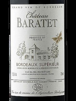 BORDEAUX SUPERIEUR, 75 cl