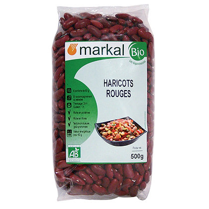 HARICOTS ROUGES KIDNEY, 500 g