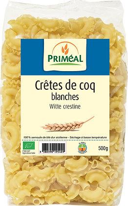 cretes de coq blanches, 500 gr