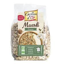 MÜESLI GRAINES, 500 g