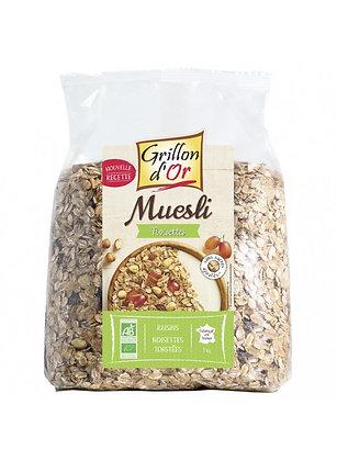 MÜESLI NOISETTES, 1 kg