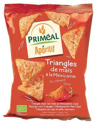 triangles de maïs à la mexicaine, 50 gr