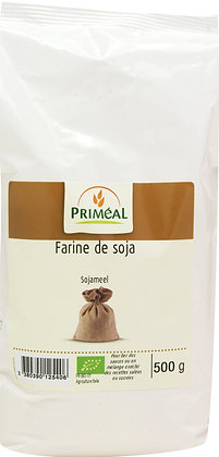 farine de soja, 500 gr