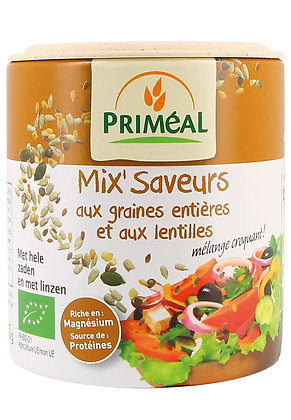 mix'Saveurs aux graines entières et aux lentilles, 110 gr