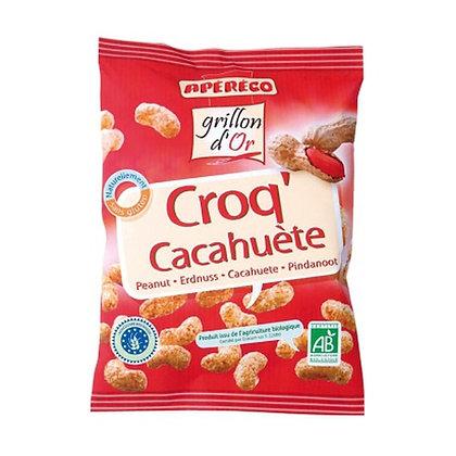 CROQ'CACAHUÈTE APÉRÉCO, 50 g