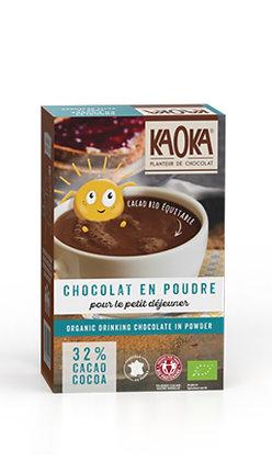 CHOCOLAT EN POUDRE SUCRÉ 400 gr