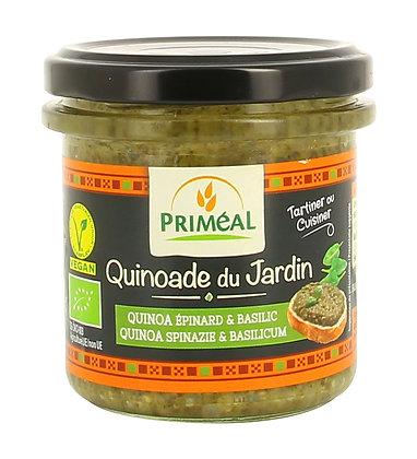 quinoade du jardin, 140 gr