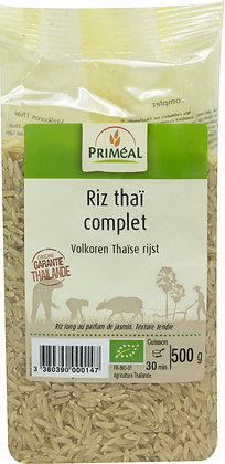 riz thaï complet, 500 gr