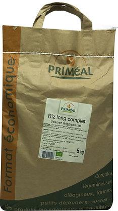 riz long complet, 5 kg