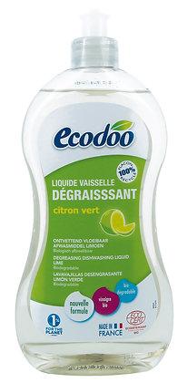 LIQUIDE VAISSELLE DÉGRAISSANT citron vert, 500 ml