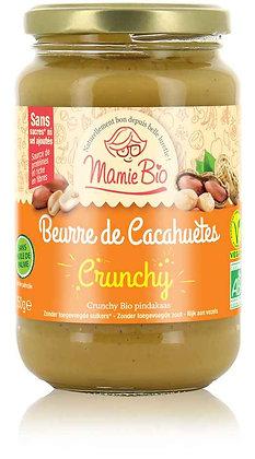 BEURRE DE CACAHUÈTE CRUNCHY 350 gr