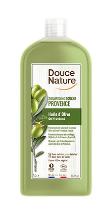 SHAMPOING DOUCHE PROVENCE huile d'olive, 1 l