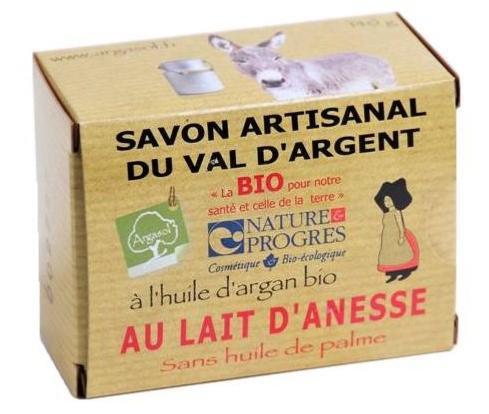 SAVON AU LAIT D'ANESSE, 140 gr