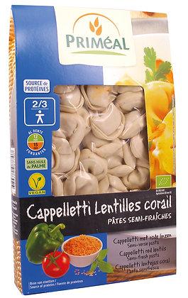 cappelletti lentilles corail, 250 gr
