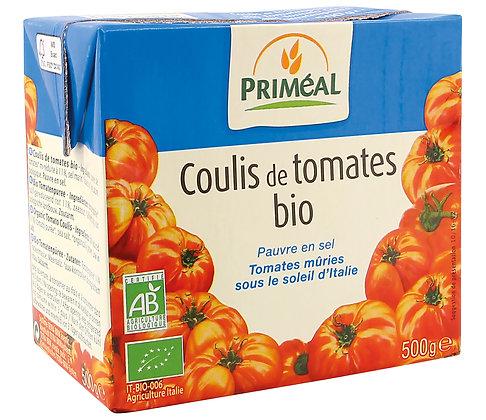 coulis de tomates, 500 ml