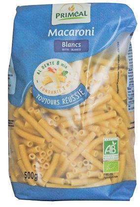 macaroni blancs, 500 gr