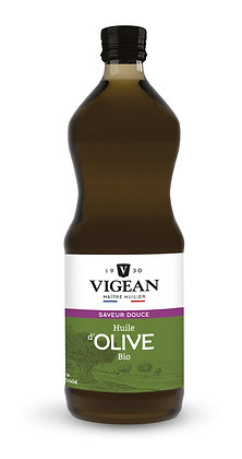HUILE D'OLIVE BIO VIERGE EXTRA 75 cl