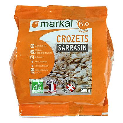 CROZET AU SARRASIN, 500 g