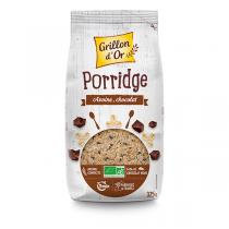 PORRIDGE AVOINE CHOCOLAT, 375 g
