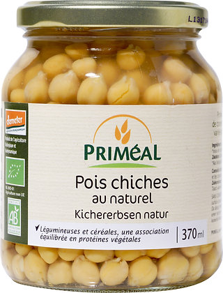 pois chiches, 370 gr
