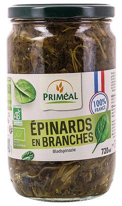 épinard en branches France, 720 gr