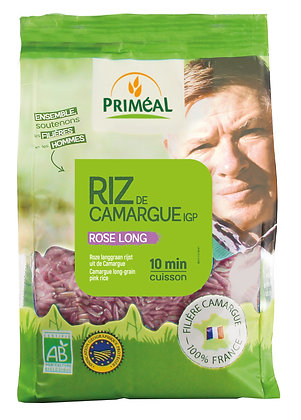 riz de Camargue long rose, 250 gr
