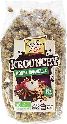 KROUNCHY POMMES CANNELLE, 500 g