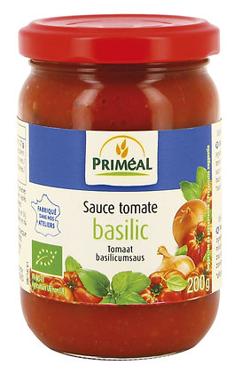 sauce tomate basilic, 200 ml