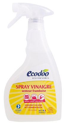 VINAIGRE BLANC SPRAY senteur framboise, 500 ml