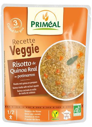 risotto de quinoa au potimarron, 220 gr