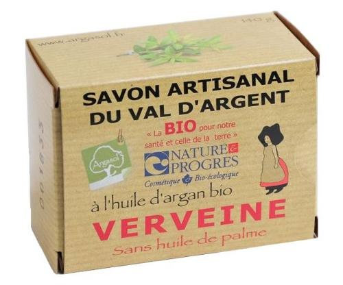 SAVON A LA VERVEINE, 140 gr