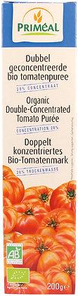 double concentré de tomates, 200 ml